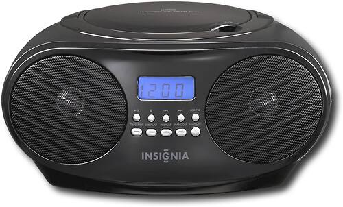 Best Buy Weekly Ad: Insignia - CD Boombox for $24.99