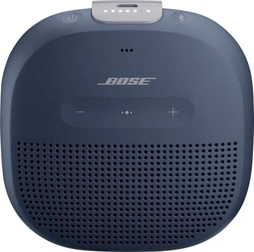 Best Buy Weekly Ad: Bose SoundLink Micro Bluetooth Speaker - Blue for $99.99