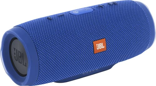 Best Buy Weekly Ad: JBL Charge 3 Portable Bluetooth Speaker - Blue for $119.99