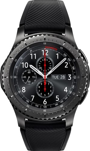 Best Buy Weekly Ad: Samsung Gear S3 frontier for $279.99