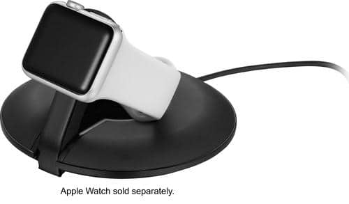 Best Buy Weekly Ad: Platinum Charging Stand for Apple Watch for $49.99