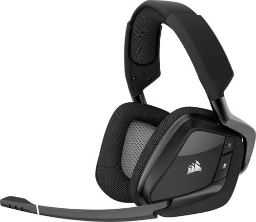 Best Buy Weekly Ad: Corsair Gaming VOID PRO RGB Wireless Gaming Headset - Carbon Black for $79.99