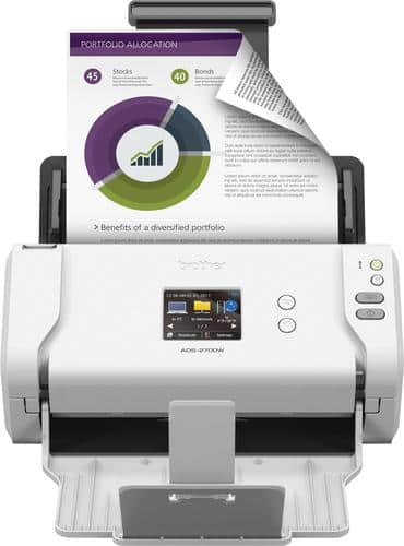 Best Buy Weekly Ad: Brother ADS-2700W Wireless Scanner for $329.99