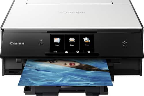 Best Buy Weekly Ad: Canon PIXMA TS9020 Wireless Printer for $62.99