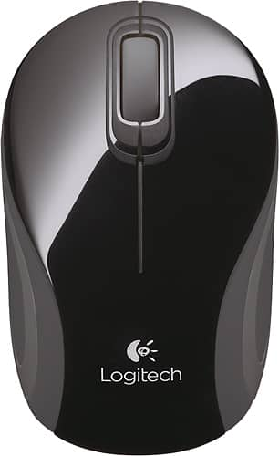 Best Buy Weekly Ad: Logitech M187 Wireless Mini Mouse - Black for $10.99