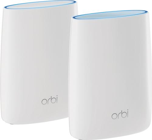 Best Buy Weekly Ad: Netgear - Orbi AC3000 Tri-Band Wi-Fi System for $349.99