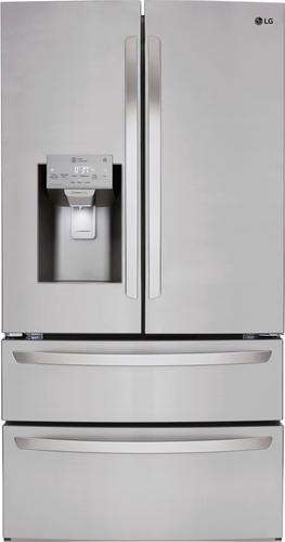 Best Buy Weekly Ad: Samsung - 27.8 4-Door French Door Refrigerator for $2,199.99
