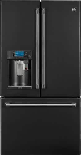 Best Buy Weekly Ad: GE - Caf Series 22.2 cu. ft. French Door Counter-Depth Refrigerator with Keurig Brewing System for $3,059.99