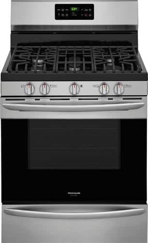 Best Buy Weekly Ad: Frigidarie - 5.0 cu. ft. Gas Convection Range for $629.99