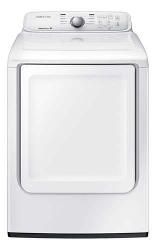 Best Buy Weekly Ad: Samsung - 7.2 cu. ft. 8-Cycle Electric Dryer for $399.99