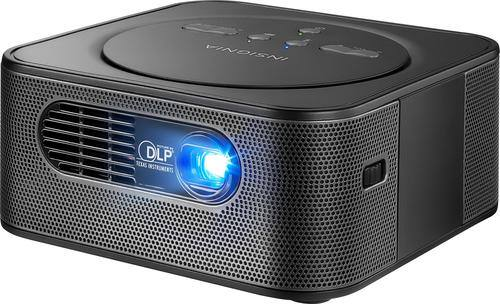 Best Buy Weekly Ad: Insignia Reverb - Premium Audio Pico Wireless DLP Projector for $219.99