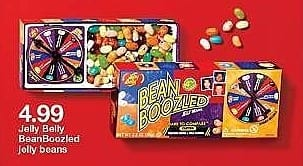 Target Weekly Ad: Jelly Belly Bean Boozled Jelly Beans - 3.5oz for $4.99