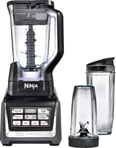 Best Buy Weekly Ad: Nutri Ninja 72-oz. Blender Duo with Auto IQ for $159.99