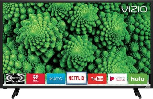 "Best Buy Weekly Ad: Vizio - 32"" Class LED 1080p Smart HDTV for $199.99"