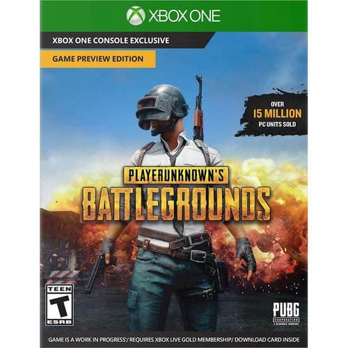 Best Buy Weekly Ad: PlayerUnknown's Battlegrounds - Game Preview Edition - XB1 for $29.99