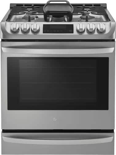 Best Buy Weekly Ad: LG - 6.3 cu. ft. Slide-In Gas Convection Range for $1,599.99