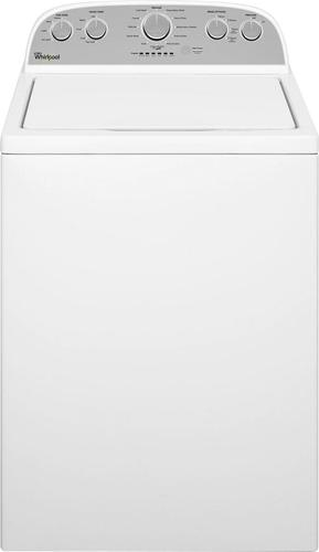Best Buy Weekly Ad: Whirlpool - 4.3 cu. ft. 12-Cycle High-Efficiency Washer for $479.99