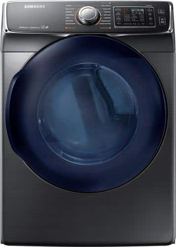 Best Buy Weekly Ad: Samsung - 7.5 cu. ft. 14-Cycle High-Efficiency Electric Dryer with Steam for $749.99