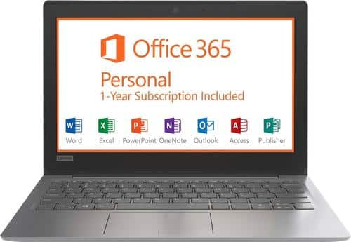 Best Buy Weekly Ad: Lenovo Laptop with Intel Celeron Processor for $169.99