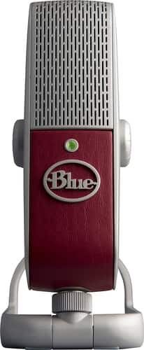 Best Buy Weekly Ad: Blue Microphones Raspberry USB Cardioid Condenser Microphone for $159.99