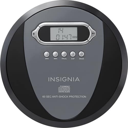 Best Buy Weekly Ad: Insignia Portable CD Player for $19.99