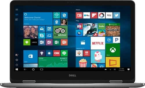 Best Buy Weekly Ad: Dell Inspiron with Intel Core i7 Processor for $999.99
