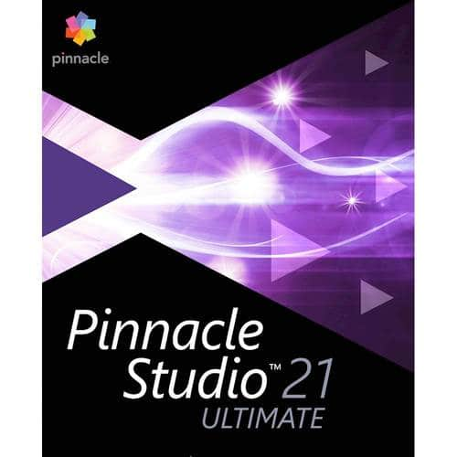 Best Buy Weekly Ad: Pinnacle Studio 21 Ultimate for $89.99