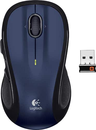 Best Buy Weekly Ad: Logitech M510 Wireless Laser Mouse - Blue for $19.99