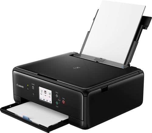 Best Buy Weekly Ad: Canon PIXMA TS6120 Wireless Printer for $79.99