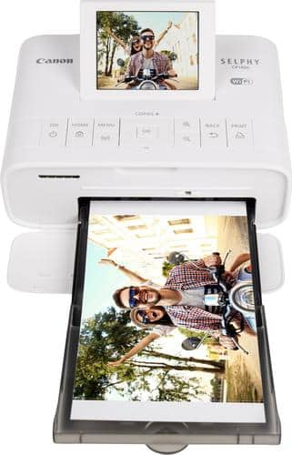 Best Buy Weekly Ad: Canon SELPHY CP1300 Wireless Compact Photo Printer for $109.99