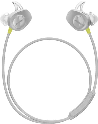 Best Buy Weekly Ad: Bose SoundSport Wireless In-Ear Headphones - Citron for $129.99