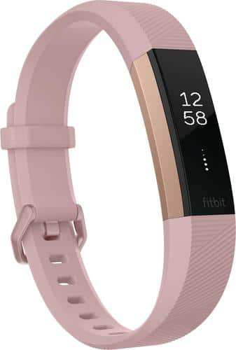 Best Buy Weekly Ad: Fitbit Alta HR Special Edition Rose Gold for $159.95