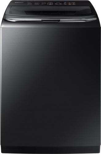 Best Buy Weekly Ad: Samsung - 5.4 cu. ft. 12-Cycle High-Efficiency Washer with Steam and Activewash for $799.99