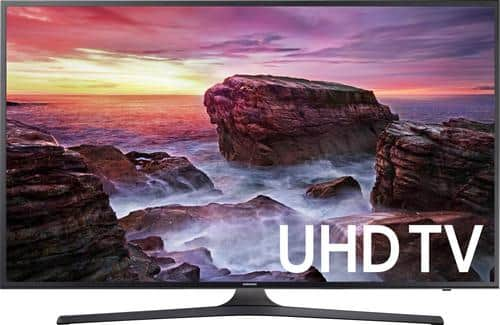 "Best Buy Weekly Ad: Samsung - 65"" Class LED 4K Ultra HD Smart TV for $849.99"