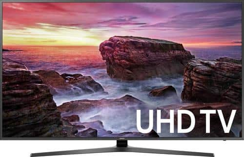 "Best Buy Weekly Ad: Samsung - 58"" Class LED 4K Ultra HD Smart TV for $549.99"