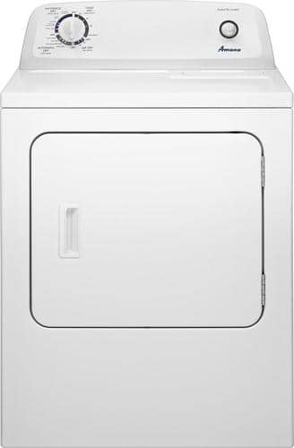 Best Buy Weekly Ad: Amana - 6.5 cu. ft. 11-Cycle Electric Dryer for $299.99