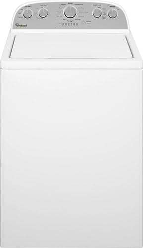 Best Buy Weekly Ad: Whirlpool - 4.3 cu. ft. 12-Cycle High-Efficiency Washer for $399.99