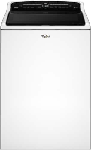 Best Buy Weekly Ad: Whirlpool - 5.3 cu. ft. 26-Cycle High-Efficiency Washer for $629.99
