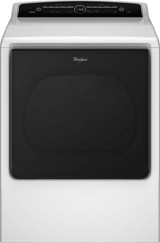 Best Buy Weekly Ad: Whirlpool - 8.8 cu. ft. 24-Cycle Electric Dryer for $629.99