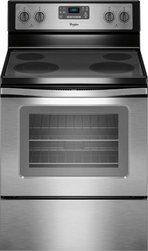 Best Buy Weekly Ad: Whirlpool - 5.3 cu. ft. Electric Range for $499.99