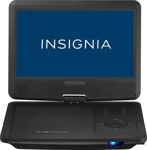 "Best Buy Weekly Ad: Insignia 10"" Portable DVD Player for $79.99"