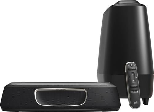 "Best Buy Weekly Ad: Polk 2.0-Ch. Soundbar System with 6-1/2"" Subwoofer and Digital Amplifier for $249.99"