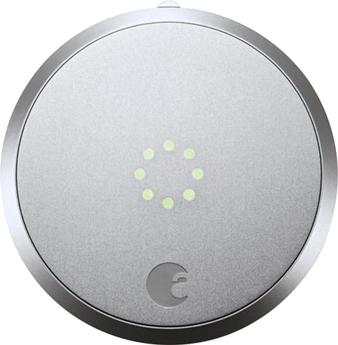 Best Buy Weekly Ad: August HomeKit Bluetooth Smart Lock - Silver for $139.99