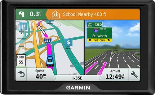 "Best Buy Weekly Ad: Garmin Drive 51 LM 5"" GPS for $129.99"