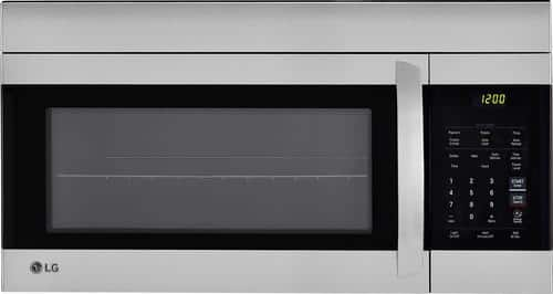 Best Buy Weekly Ad: LG - 1.7 cu. ft. Over-the-Range Microwave for $199.99
