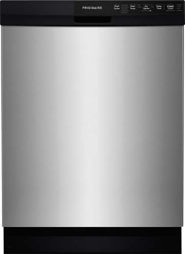 Best Buy Weekly Ad: Frigidaire - 5-Cycle Front Control Dishwasher for $299.99