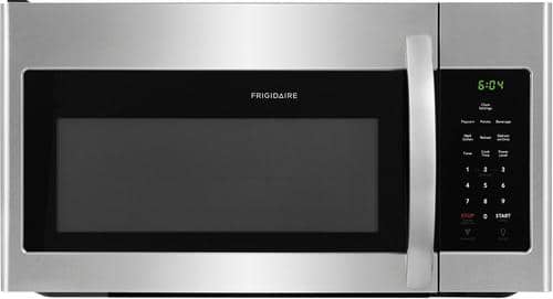 Best Buy Weekly Ad: Frigidaire -1.6 cu. ft. Over-the-Range Microwave for $199.99