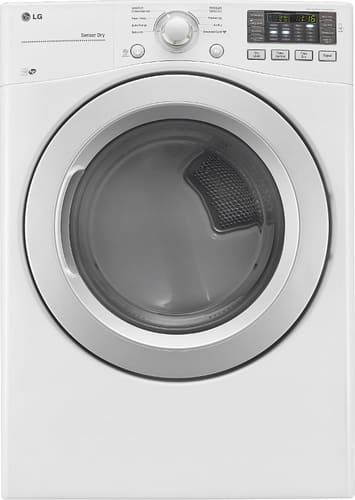 Best Buy Weekly Ad: LG - 7.4 cu. ft. 8-Cycle Electric Dryer for $629.99