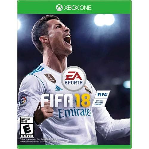 Best Buy Weekly Ad: FIFA '18 - XB1 for $39.99