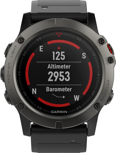 Best Buy Weekly Ad: Garmin fenix 5X for $649.99